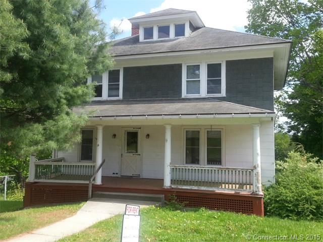 Rental Homes for Rent, ListingId:34062429, location: 12 Bellrose St Stafford 06075