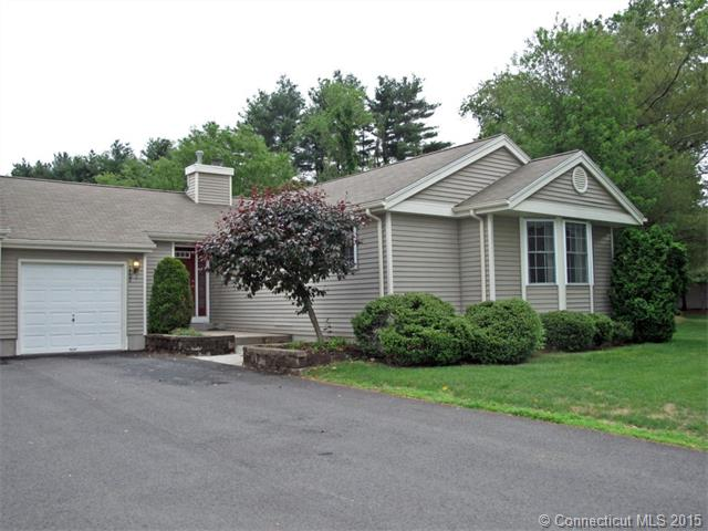 Rental Homes for Rent, ListingId:34164129, location: 1705 Meadowview Drive East Windsor 06088
