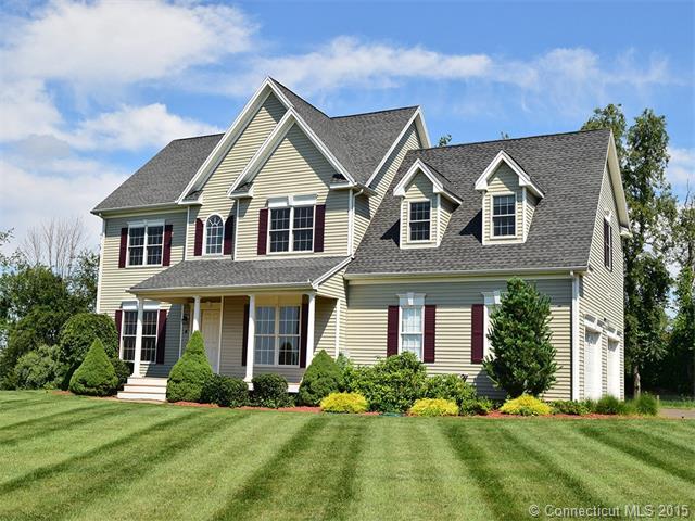 Rental Homes for Rent, ListingId:34168500, location: 4 Foster Dr Ellington 06029