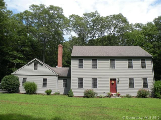 Real Estate for Sale, ListingId: 34399700, Canterbury,CT06331