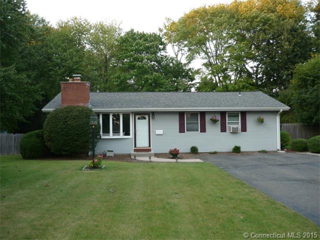 Rental Homes for Rent, ListingId:34399710, location: 102 Kelly Rd South Windsor 06074