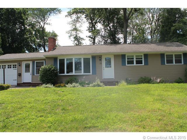 Rental Homes for Rent, ListingId:34421790, location: 37 Donna St Enfield 06082