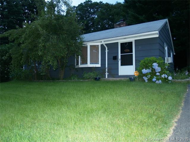 Rental Homes for Rent, ListingId:34443322, location: 24 Daniel Blvd Bloomfield 06002