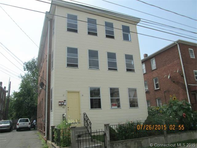 Rental Homes for Rent, ListingId:34599657, location: 19 Chadwick Ave Hartford 06106
