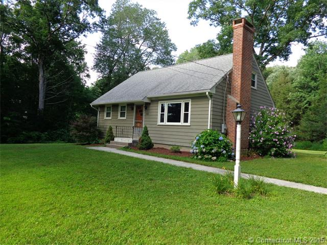 Rental Homes for Rent, ListingId:34702656, location: 725 Brewster St Coventry 06238