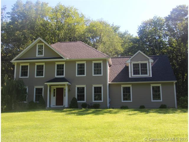 Real Estate for Sale, ListingId: 34710458, Lebanon,CT06249