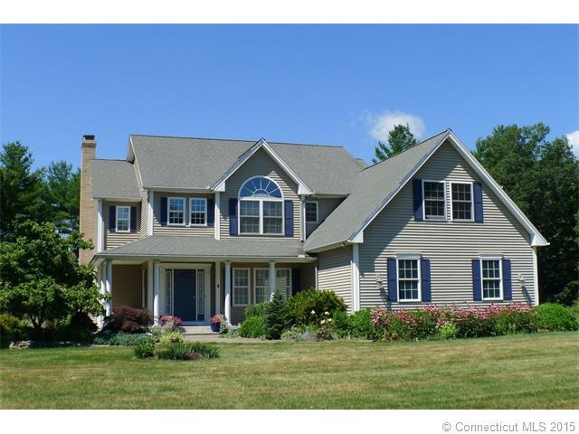Real Estate for Sale, ListingId: 34771880, Stafford,CT06075
