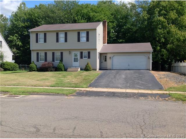 43 Foxcroft Rd, Enfield, CT 06082