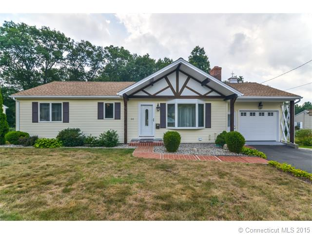 Real Estate for Sale, ListingId: 35116932, Bristol, CT  06010