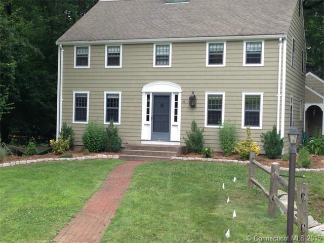 Rental Homes for Rent, ListingId:35160345, location: 66 Olde Wood Rd Glastonbury 06033
