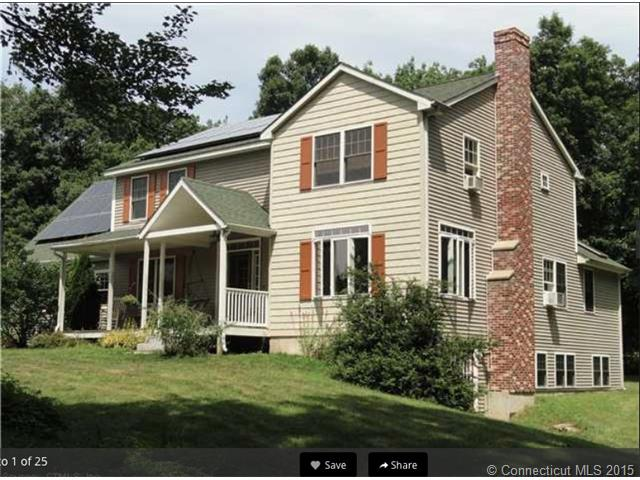 Real Estate for Sale, ListingId: 35311394, Lebanon,CT06249