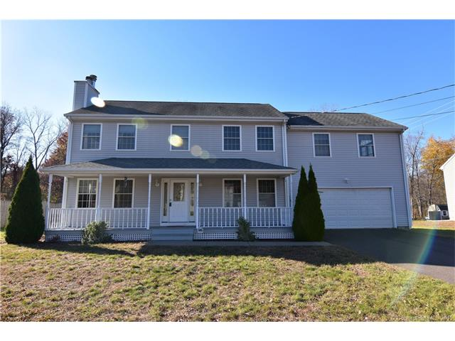Real Estate for Sale, ListingId: 35723280, Vernon, CT  06066