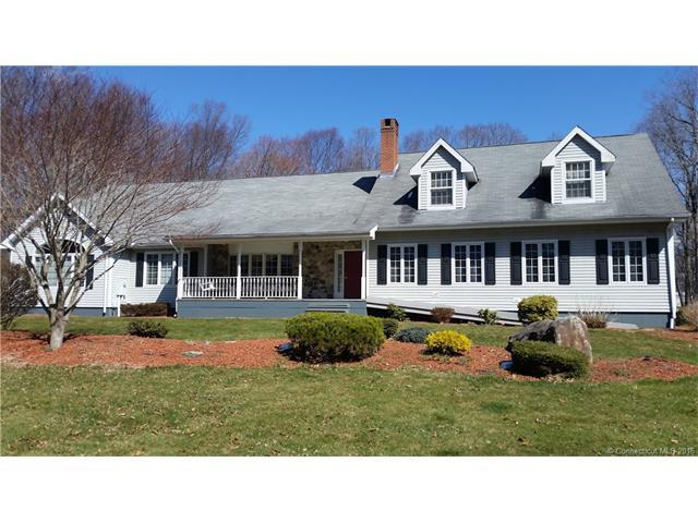 Real Estate for Sale, ListingId: 37201855, Tolland,CT06084