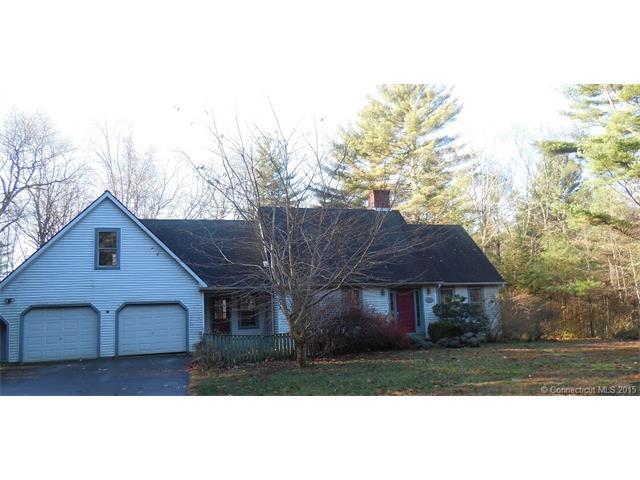 Real Estate for Sale, ListingId: 36619242, Willington,CT06279