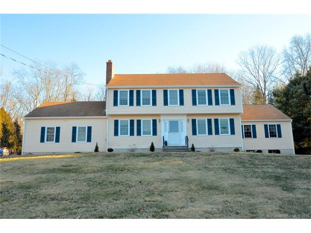 Real Estate for Sale, ListingId: 36957199, Hebron, CT  06248