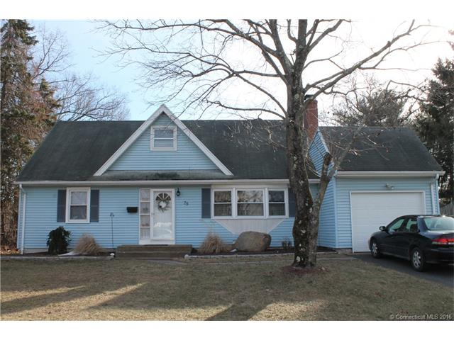 Photo of 78 Tracy Dr  Manchester  CT