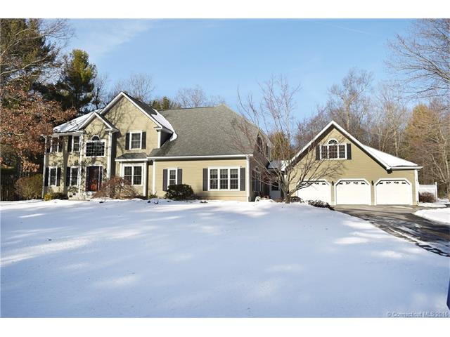 Real Estate for Sale, ListingId: 37003292, Willington,CT06279