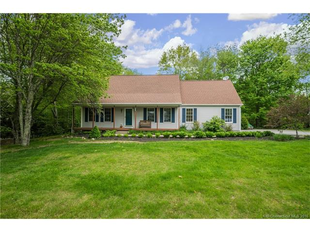 88 Flat Rock Rd, Plainfield, CT 06374