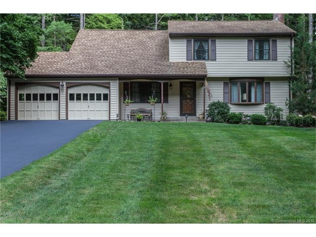 144 Kimberly Rd, East Granby, CT 06026