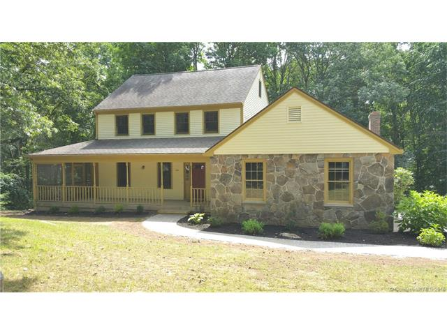 663 Mansfield City Rd, Storrs Mansfield, CT 06268