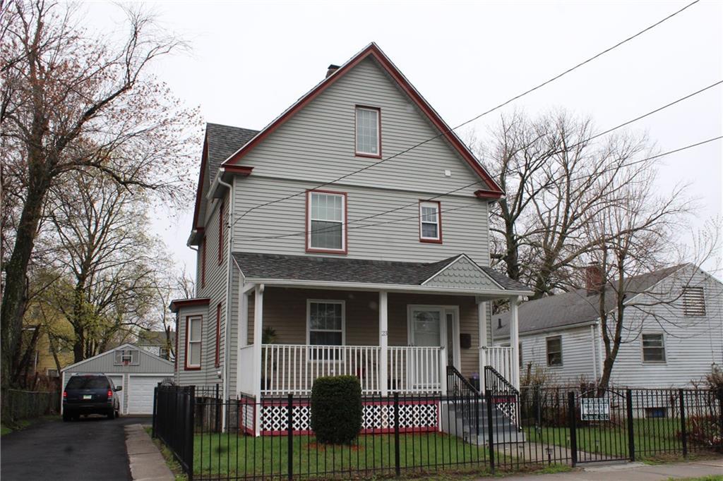 Photo of 23 Burnham Street  Hartford  CT