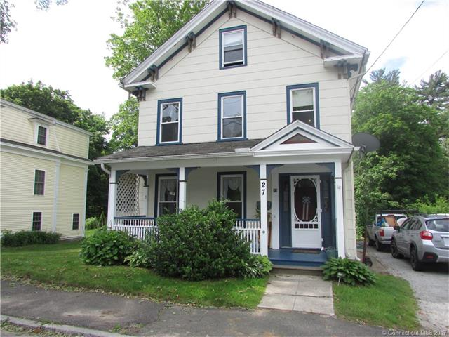 Photo of 27 Westford Ave  Stafford  CT