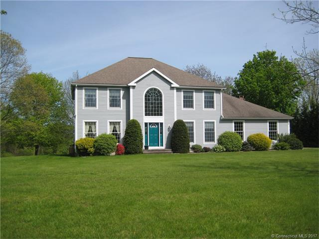 Photo of 186 West Quasset Road  Woodstock  CT
