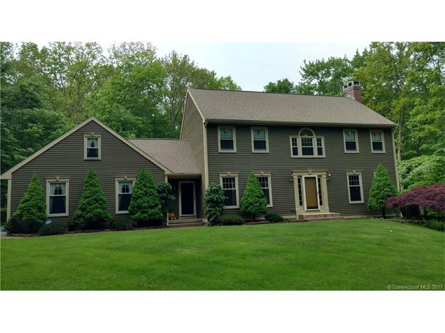 Photo of 253 Kate Ln  Tolland  CT