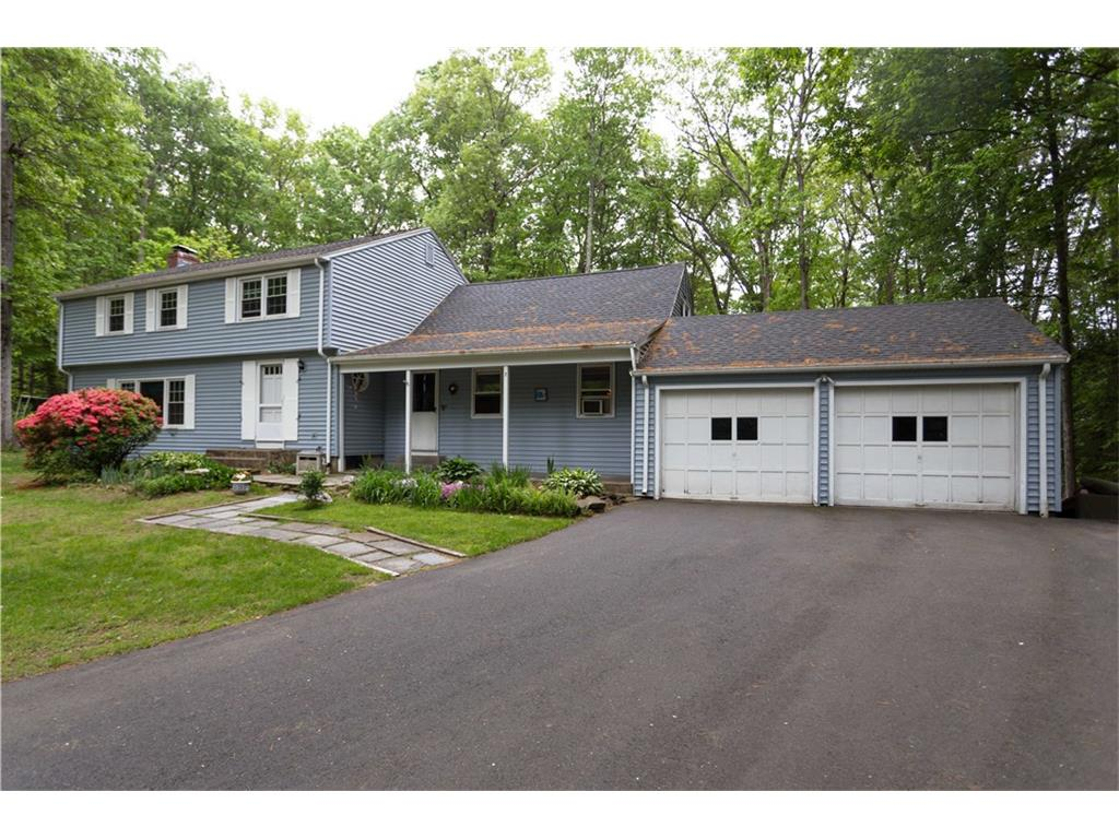 Photo of 7 Weatherly Road  Simsbury  CT