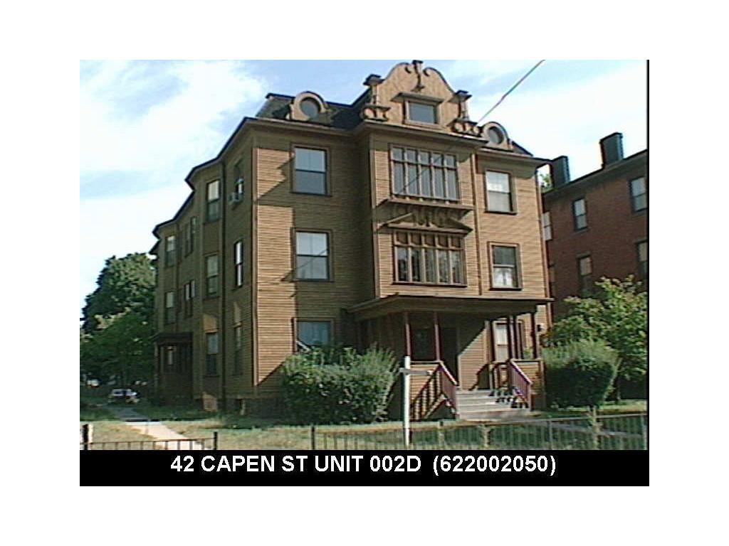 Photo of 42 Capen Street  Hartford  CT