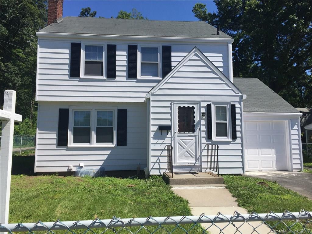 Photo of 96 Rosemont Street  Hartford  CT