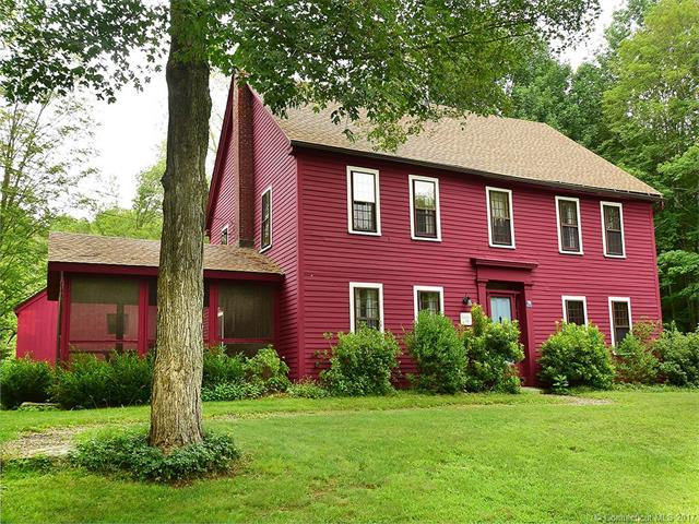 Photo of 278 Wormwood Hill Road  Mansfield  CT