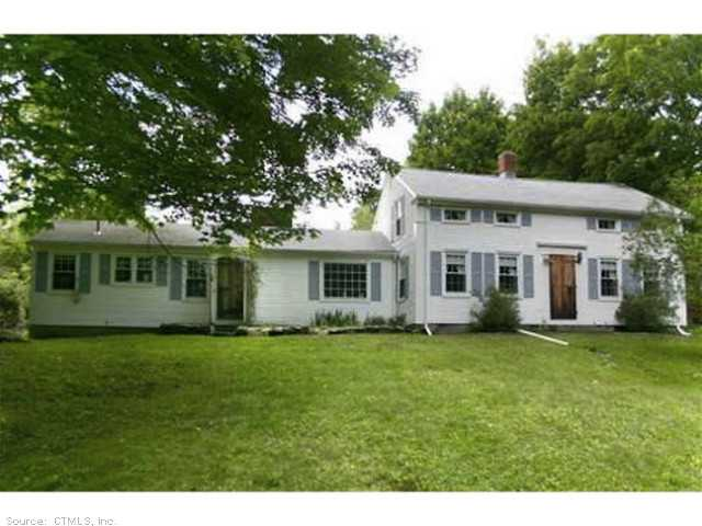 Real Estate for Sale, ListingId: 20052901, Tolland, CT  06084