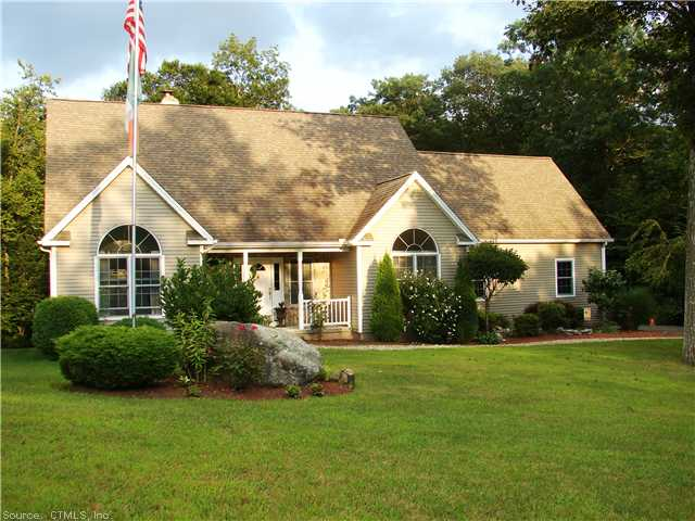 Real Estate for Sale, ListingId: 20579189, Lebanon, CT  06249