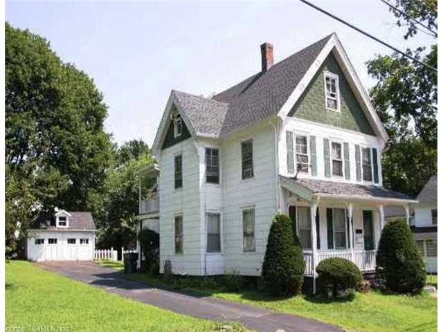 Rental Homes for Rent, ListingId:20859173, location: 33 HAMLIN ST, 2ND FLOOR Manchester 06040