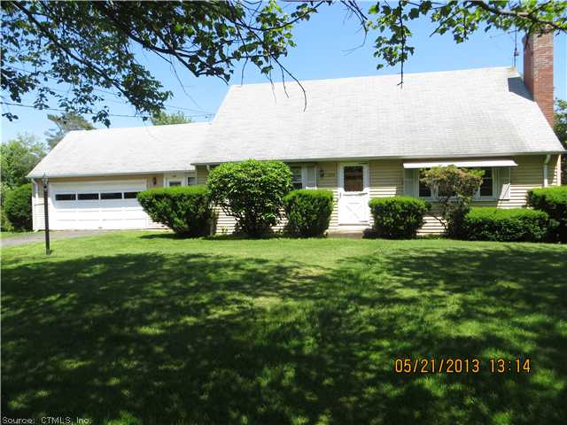 Real Estate for Sale, ListingId: 21182447, Suffield, CT  06078