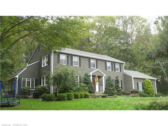 99 Deer Run Rd, Burlington, CT 06013