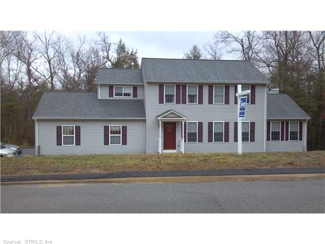 Real Estate for Sale, ListingId: 22779750, Stafford, CT  06075