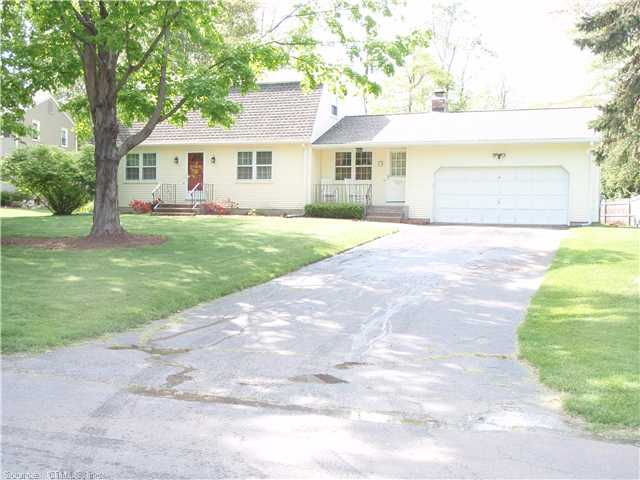 Real Estate for Sale, ListingId: 22858308, Windsor, CT  06095