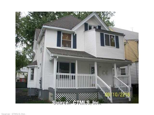 Rental Homes for Rent, ListingId:22889113, location: 55 IRVING ST Hartford 06112