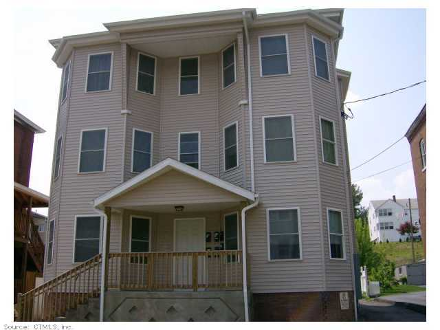 Rental Homes for Rent, ListingId:23003443, location: 80 SILVER ST New Britain 06053