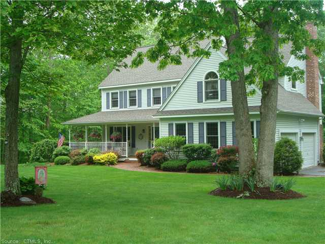 Real Estate for Sale, ListingId: 23207421, Columbia, CT  06237