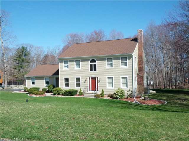 Real Estate for Sale, ListingId: 23225929, Colchester, CT  06415
