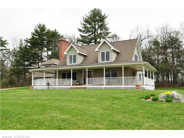 Real Estate for Sale, ListingId: 23226009, Stafford, CT  06075