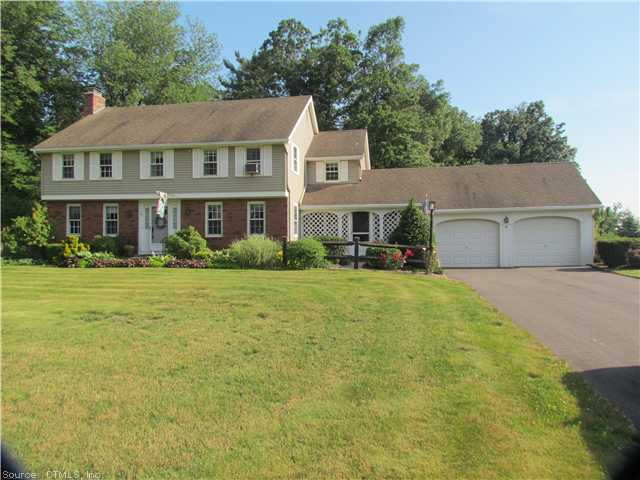 Real Estate for Sale, ListingId: 23332620, Ellington, CT  06029