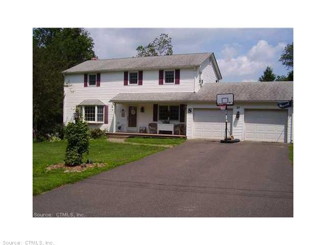 27 Beech Rd, Tolland, CT 06084