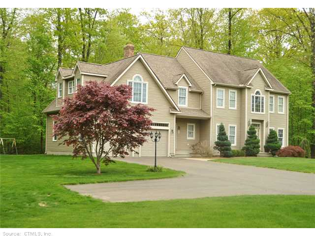 Real Estate for Sale, ListingId: 23586647, Bolton, CT  06043