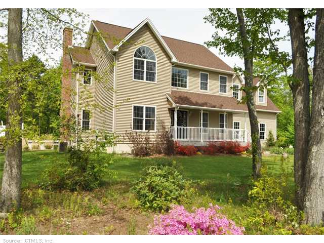Real Estate for Sale, ListingId: 23631025, Stafford, CT  06075
