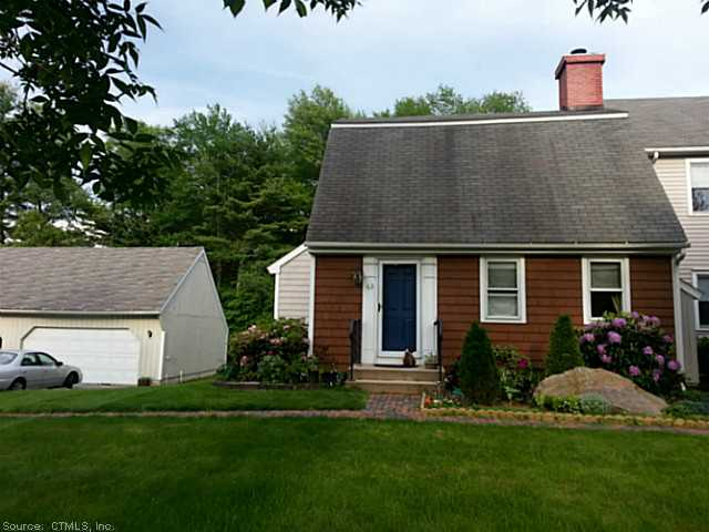 63 Independence Dr, Mansfield, CT 06250