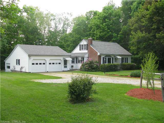 365 Cook Hill Rd, Lebanon, CT 06249